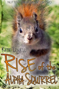 Book Cover: Rise of the Alpha Squirrel