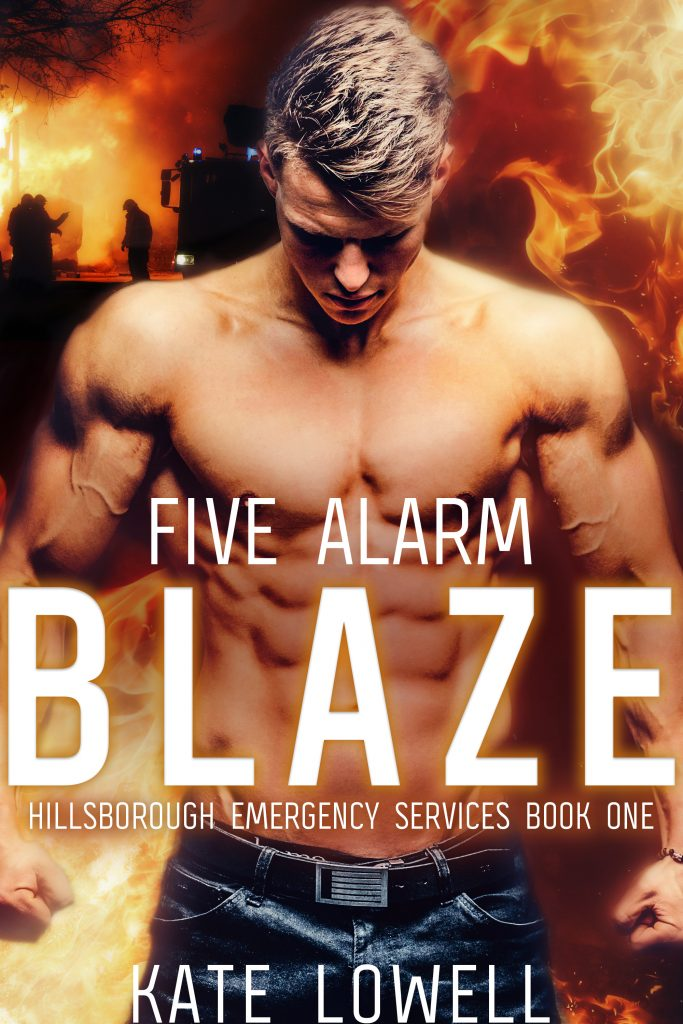 Book Cover: Five Alarm Blaze