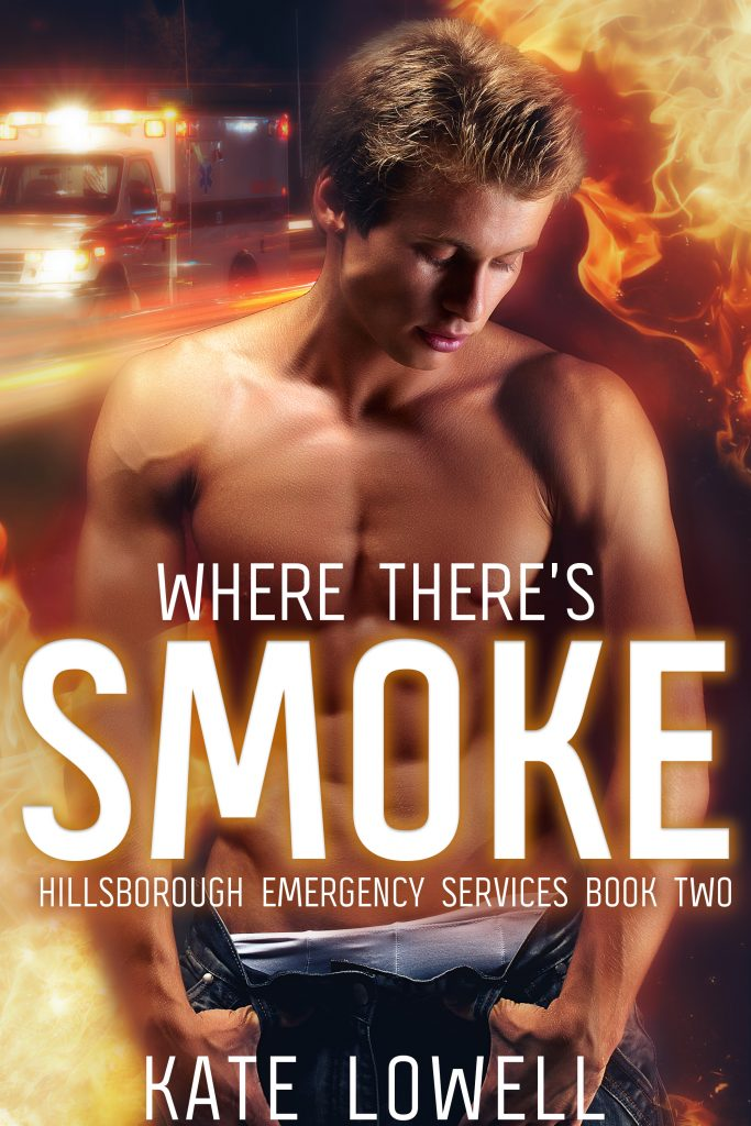 Book Cover: Where There's Smoke
