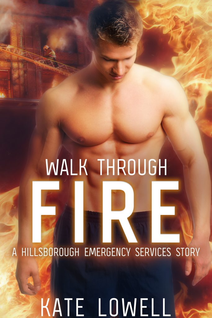 Book Cover: Walk Through Fire